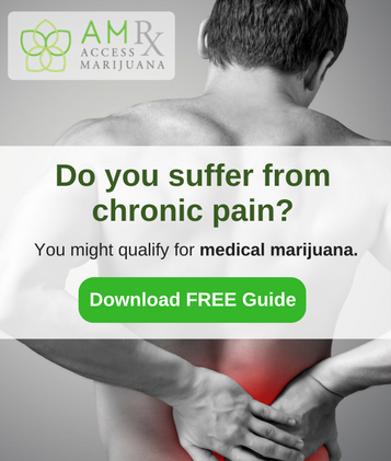 manage chronic pain with medical marijuana